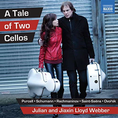 A Tale of Two Cellos - Julian and Jiaxin Lloyd Webber