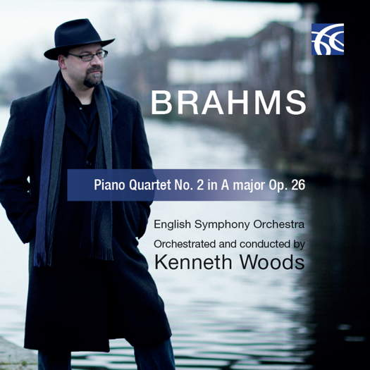 Brahms: Piano Quartet No 2, orchestrated by Kenneth Woods. © 2018 Wyastone Estate Ltd