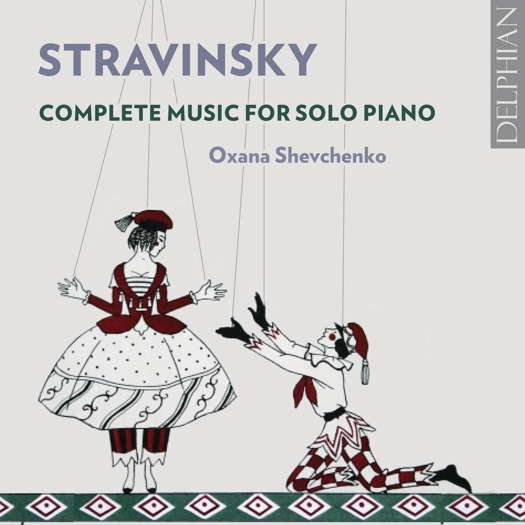 Stravinsky: Complete Music for Solo Piano