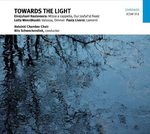 CD Spotlight  A Sense and Taste for the Infinite  Choral