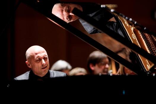 Benedetto Lupo performing in Rome. Photo © 2019 Musacchio, Ianniello & Pasqualini