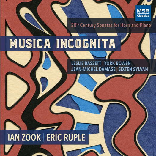 Musica Incognita - 20th Century Sonatas for Horn and Piano