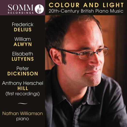 Colour and Light - 20th-Century British Piano Music