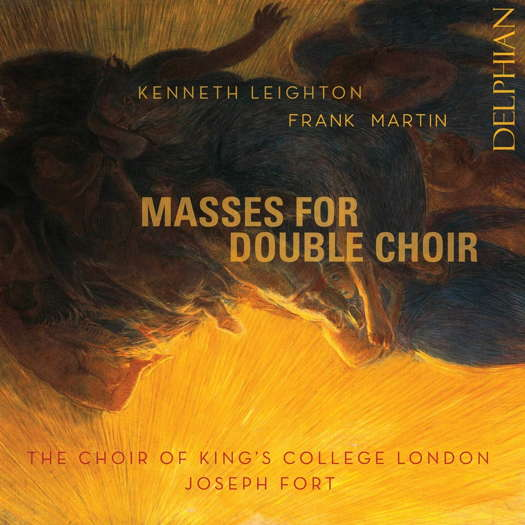 Leighton and Martin: Masses for Double Choir