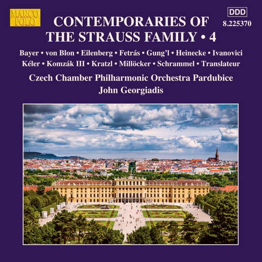 Contemporaries of the Strauss Family 4