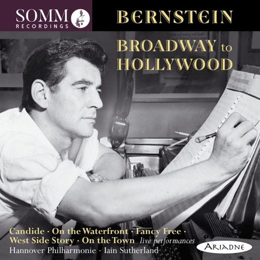 Bernstein - Broadway to Hollywood