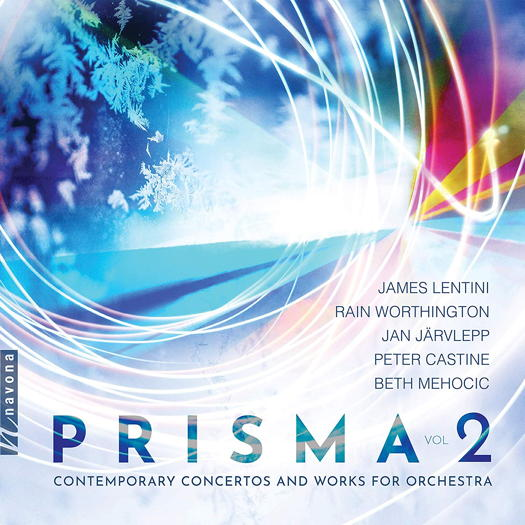 Prisma Vol 2 - Contemporary Concertos and Works for Orchestra