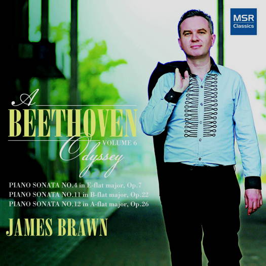 James Brawn - A Beethoven Odyssey Volume 6