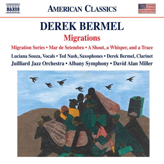 Derek Bermel: Migrations. © 2019 Naxos Rights (Europe) Ltd (8.559871)