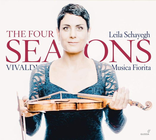 Vivaldi: The Four Seasons - Leila Schayegh. © 2019 note 1 music gmbh (GCD 924203)