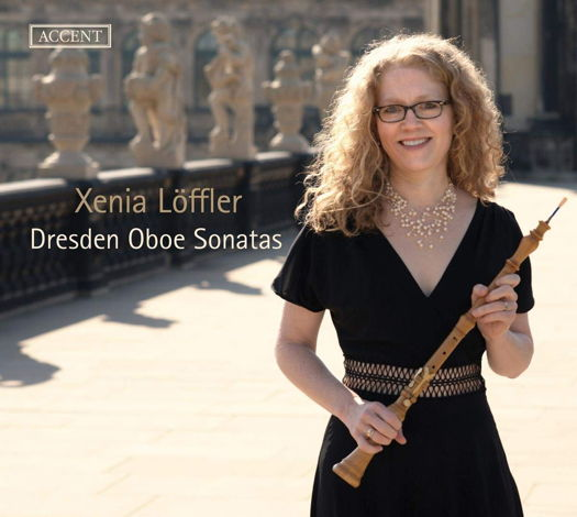 The Oboe in Dresden - Xenia Löffler