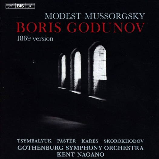Mussorgsky: Boris Godunov - 1869 version