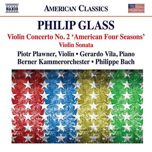 Philip Glass: American Four Seasons