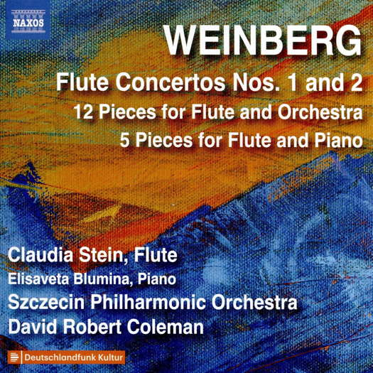 Weinberg: Complete Works for Flute. © 2019 Naxos Rights (Europe) Ltd