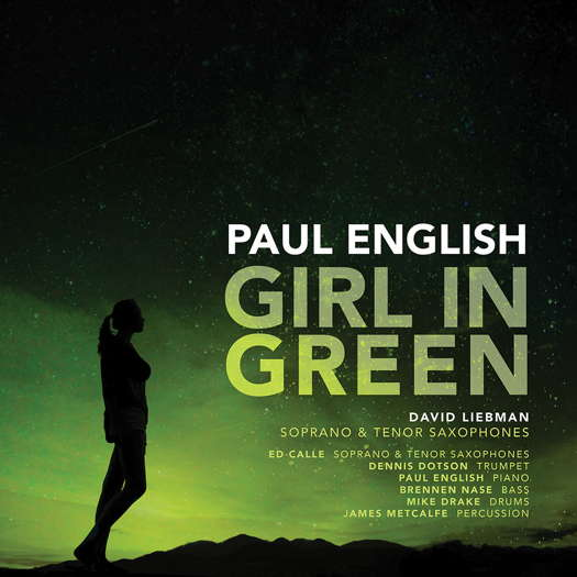 Paul English - Girl in Green. © 2020 Big Round Records LLC (BR8960)