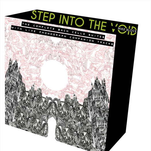Step Into the Void - Mike Block. © 2020 Mike Block (BSTC-0132)