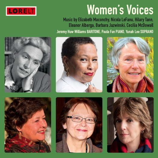 Women's Voices. © 2020 Lontano Records Ltd (LNT143)