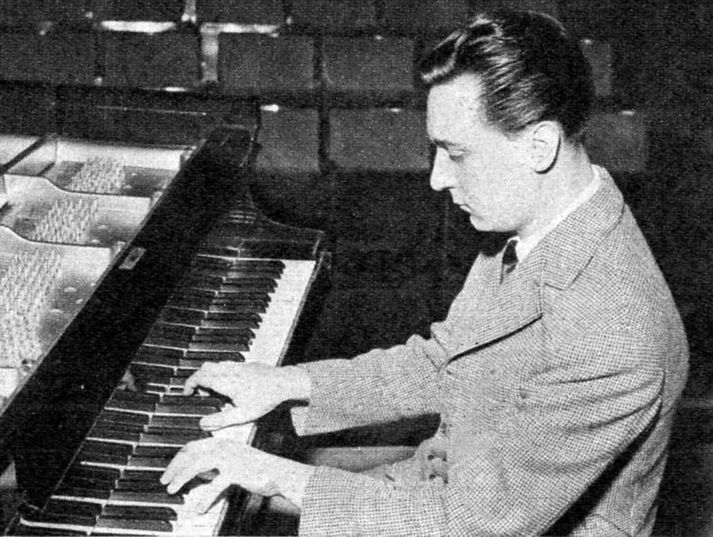 Marcello Abbado (1926-2020) in 1959