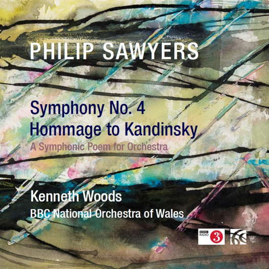 Sawyers: Symphony No 4; Hommage to Kandinsky. © 2020 Wyastone Estate Ltd (NI 6405)