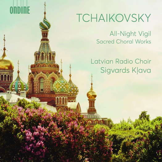 Tchaikovsky: All-Night Vigil; Sacred Choral Works