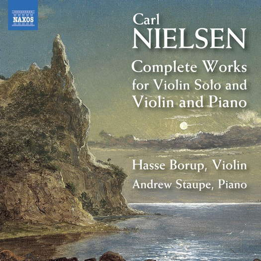 Nielsen: Complete Works for Violin Solo and Violin and Piano. © 2020 Naxos Rights (Europe) Ltd (8.573870)