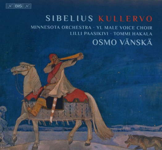 Sibelius: Kullervo. © 2016 and 2020 BIS Records AB (BIS-2236)