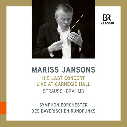 Mariss Jansons - His last concert - Live at Carnegie Hall